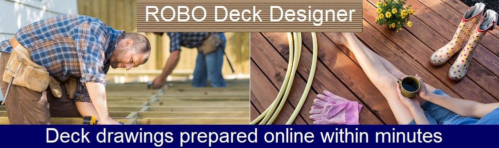 Deck design plans NZ